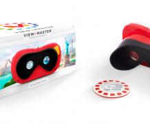 View Master il 'cardboard' di Mattel sbarca sull' Apple store