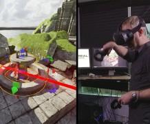 Unreal Engine 4 una nuova funzionalità rivoluzionaria per creare giochi VR