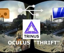 TrinusVR l'app che permette di trasformare i vostri cardboard in una versione economica di Oculus