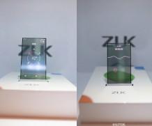 Lenovo progetta un telefono con funzioni di realtà aumentata