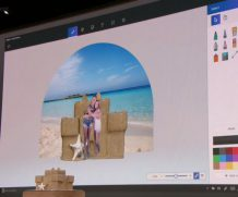 Microsoft mostra il nuovo Paint 3D, il 3D per tutti
