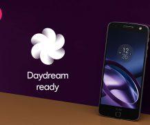 Moto Z e Moto Z Force Si aggiornano e diventano compatibili con Daydream