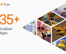 Il primo telefono con project Tango è in vendita dal 1 Novembre