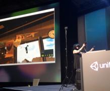 Unity presenta le nuove funzionalità e l'integrazione con Daydream