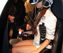 VR Sense la macchina per la realtà virtuale che vi farà sentire gli odori e le sensazioni fisiche