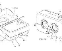Google: Un brevetto mostra dei packaging che diventano cardboard