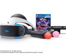 Sony taglia i prezzi di Playstation VR e lancia il primo bundle