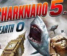 Sharknado: Un brutto film lancia la sua nuova brutta app AR