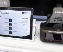 Samsung mostra  ExynosVR III l'evoluzione di Gear VR