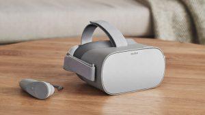 Oculus  annuncia un visore standalone a 199$